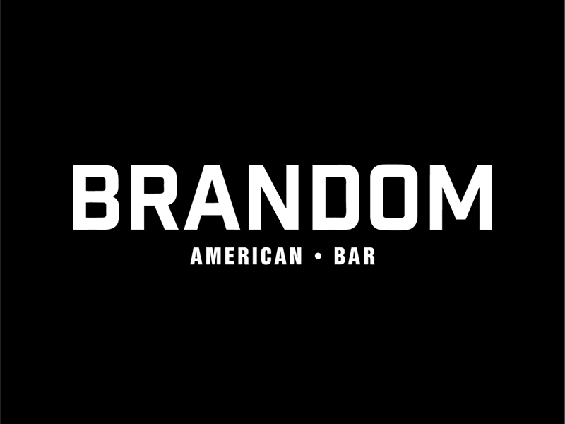 BRANDOM AMERICAN BAR