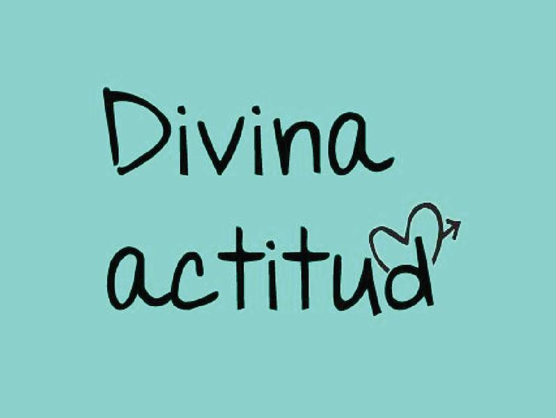 DIVINA ACTITUD