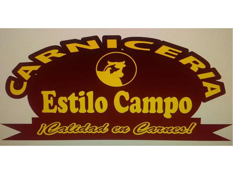 ESTILO CAMPO CARNICERIA