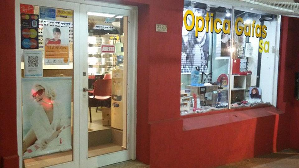 OPTICA GAFAS